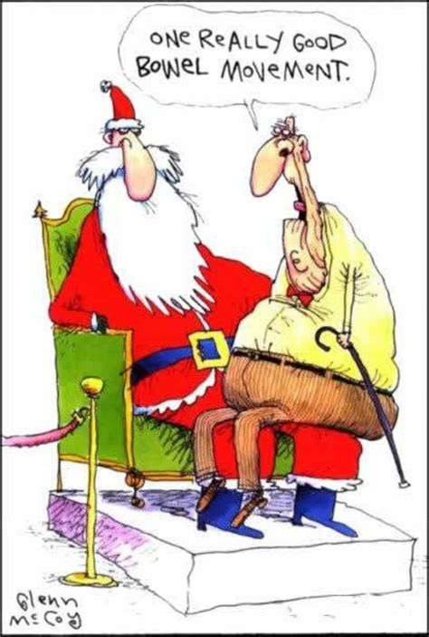 Funny blog funny santa claus comic picture