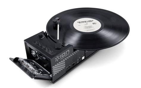 digital cassette duo deck ultra portable digital conversion turntable