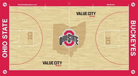 Ohio State Judiciary Search Ohio State S New Basketball Court Is Part Of A Major Upgrade For The Schottenstein