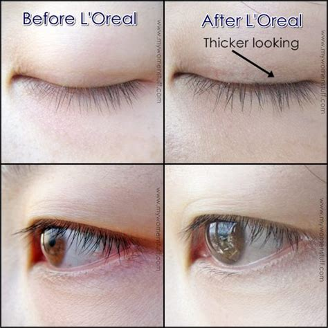 Loreal Lash Serum diy eyelash serum results diy do it your self