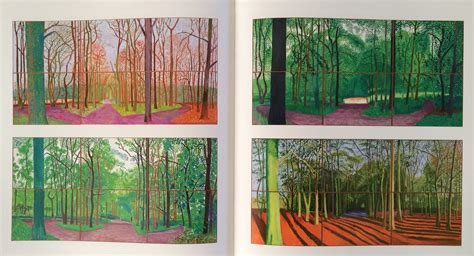 david hockney a bigger picture book david hockney a bigger exhibition the book review