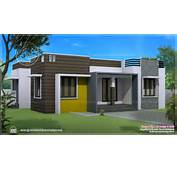 1000 Sq Ft House With Provision For Stair And Future Expansion