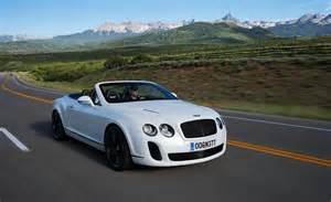 2011 Bentley Continental Supersports Car And Driver