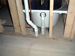 how to vent a bathtub drain plumbing photos vent and drainage systems ask the