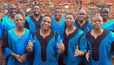 young mambazo ladysmith black mambazo to perform today at the kauffman