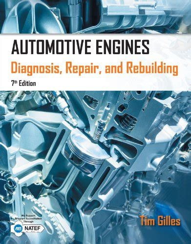 4 books of tim gilles quot automotive engines diagnosis