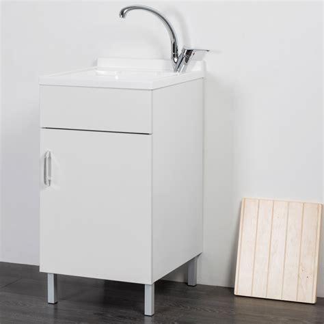 lavatoio da interno lavatoio in legno da interno 45x50 1 anta con asse