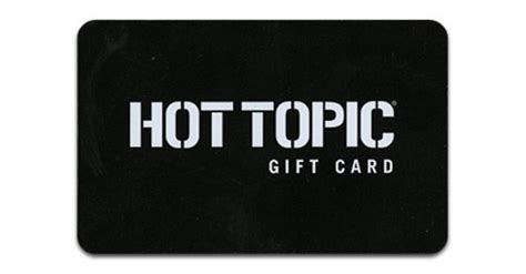 Hot Topic Gift Card - 1000 ideas about gift card mall on pinterest gift cards buy gift cards and teacher