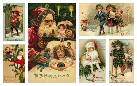 imagenes de navidad victorianas новогодние картинки для декупажа обсуждение на