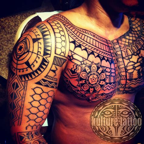 tribal tattoos types styles skin smash