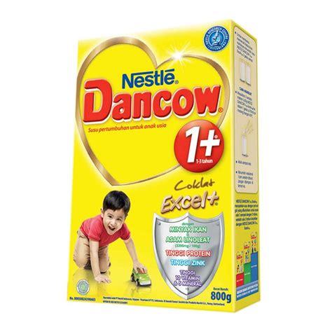 Dancow 3 Coklat 800gr dancow 1 coklat 800gr