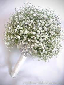 baby s breath baby s breath bouquet all things