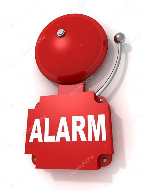Alarm Gong retro alarm bell stock photo 169 borzaya 7953652