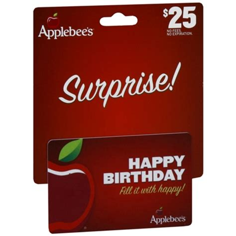 Applebees Gift Card Check - applebee s gift cards infocard co