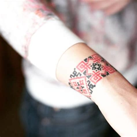 ukrainian tattoo designs wrist tattoos