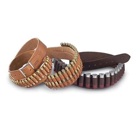 174 rifle cartridge belt brown 100162 shooting
