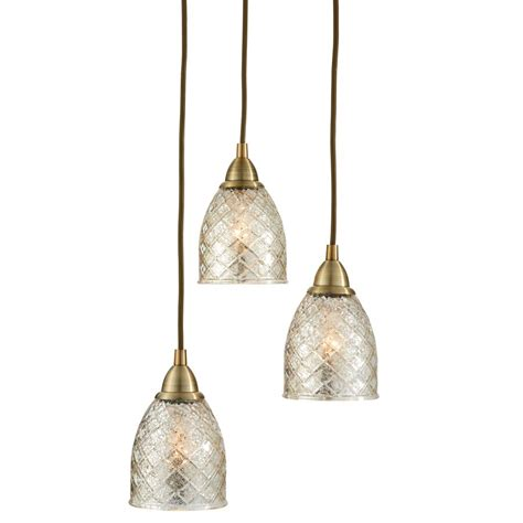 allen and roth pendant lighting allen roth lynlore 12 52 in brass vintage multi