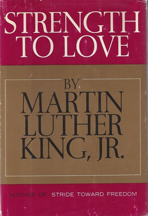 Strength To Strength strength to by martin luther king jr from lemuria books