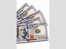 Fan of $100 Bills Isolated Stock Photos - FreeImages.com $100 Bill Stack