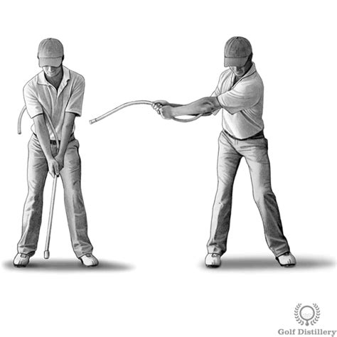 swing hose swing like you re holding a garden hose illustrated golf
