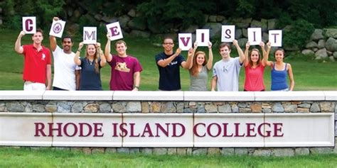 Best Mba Programs In Rhode Island by Rhode Island College Profile Rankings And Data Us