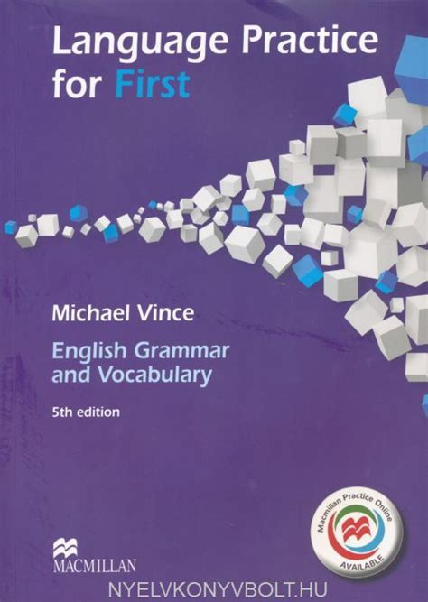 Grammar And Vocabulary For Fce With Answers And Cds language practice for grammar and