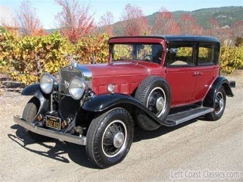 1931 cadillac 355a sedan for sale