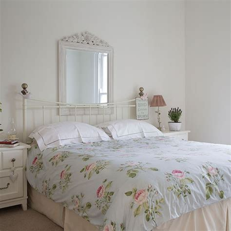 rose bedroom decorating ideas romantic bedroom with crisp whites and english florals