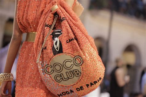 Coco Channel Rainbow Tshirt your look at the bags from chanel cruise 2017 cuba