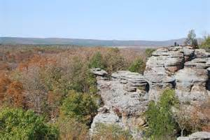 Garden Of The Gods Operating Hours Shawnee National Forest Illinois United States Top