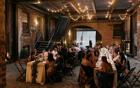 small wedding venues nyc glasserie wedding venue top nyc and wedding venues