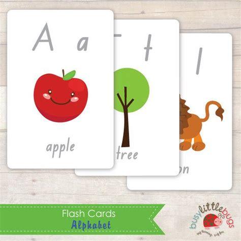 alphabet letters flash cards templates printable alphabet flash cards automatic