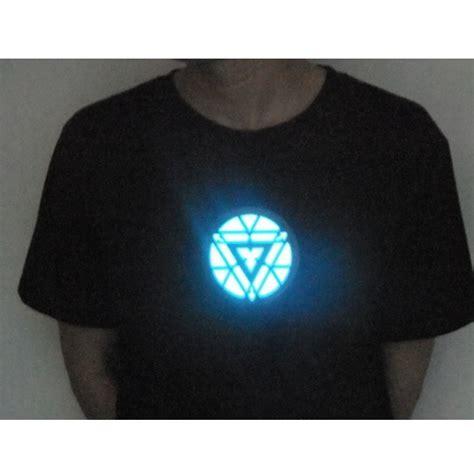 Jakarta Black T Shirt led t shirt iron model size s black with