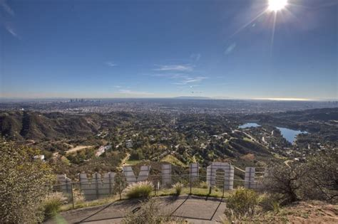 hollywood sign view near me hollywood sign james cbell