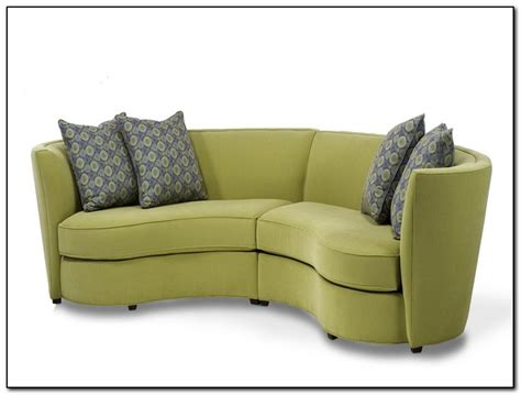 Curved Sofas For Small Spaces Sofa Home Design Ideas Curved Sofas For Small Spaces