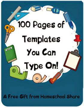 lapbook templates you can type on 100 editable lapbook templates free right brain