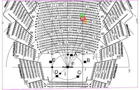 Sydney Opera House Seating Plan Sydney Opera House Studio Floor Plan