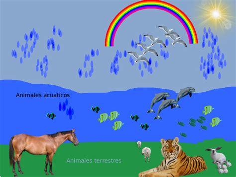 imagenes animales acuaticos y terrestres animales el rinc 243 n de las maestras