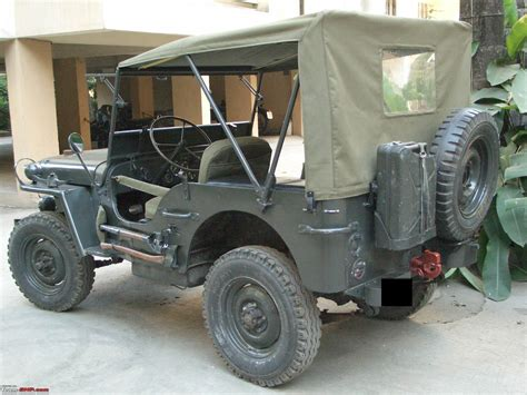 wwii ford jeep ford world war ii jeep 4x4 in bangy team bhp
