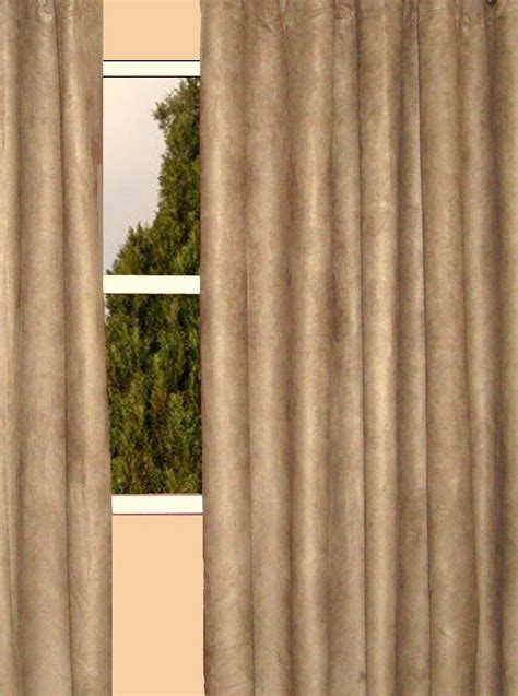 faux suede curtains suede curtains and valances bing images