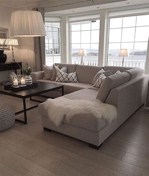 gray neutral living room haus pinterest neutral living room inspiration grey sectional