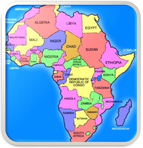 africa map no names why the term american makes no sense sparrowmeto