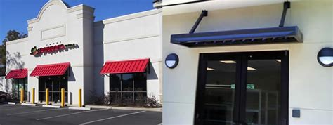 custom metal awnings artcraft awning life is better in the shade