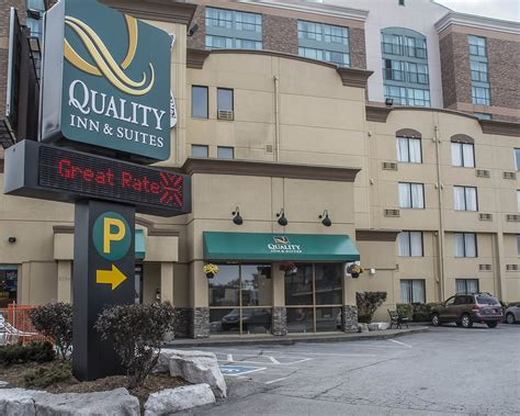 quality inn and quality inn and suites clifton hill district niagara