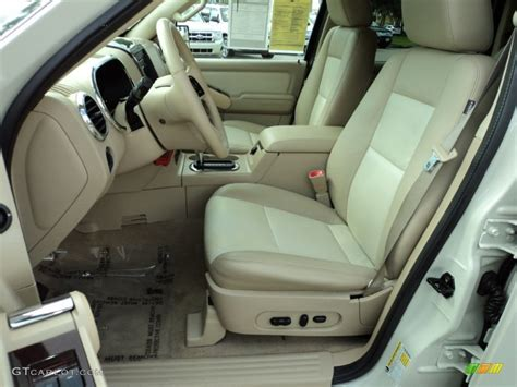 2006 Ford Explorer Interior by 2006 Ford Explorer Limited Interior Color Photos