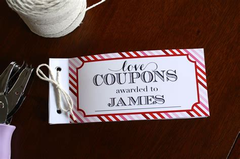 coupon book template for boyfriend coupon book instant by simplypchee on etsy