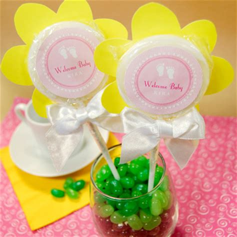 Baby Shower Favors Lollipops by Diy Baby Shower Lollipop Favor Practical Baby Shower