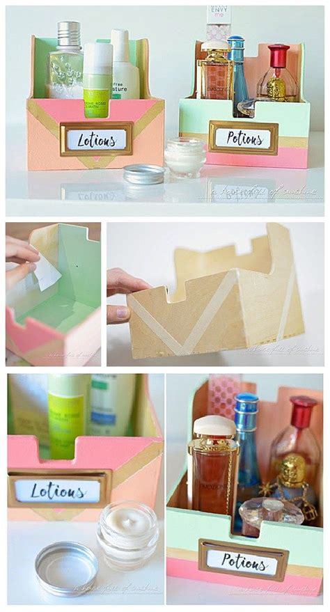 organizing yourself easy inexpensive do it yourself ways to organize and