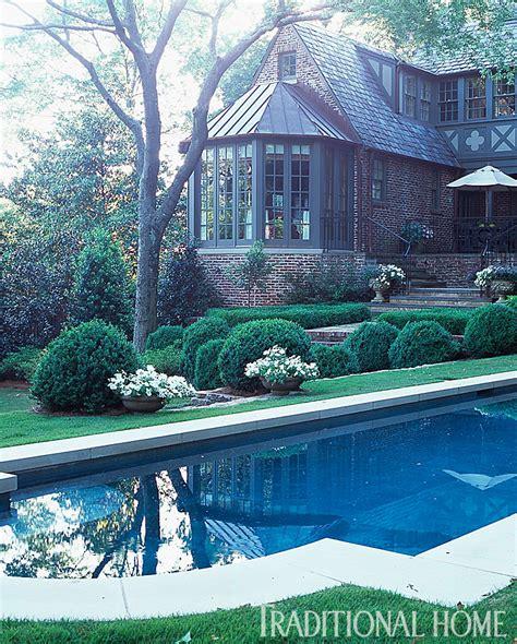simply alabama garden traditional home