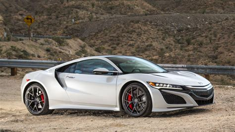 the acura nsx 2017 has arrived fit my car journal